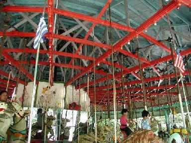 Carousel Ceiling 1.JPG (40883 bytes)
